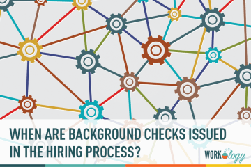 When are Background Checks Issued in the Hiring and Selection Process?