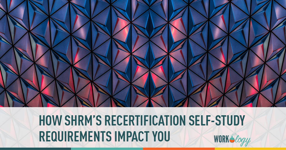 Shrm Changes Online Learning Recertification Requirements Workology