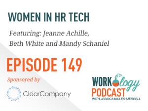 Ep 149 – Women in HR Tech