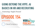 going beyond the hype: AI basics in hr and recruiting