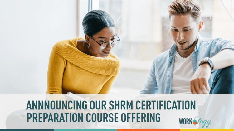 SHRM certification online course