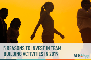5 reasons to invest in team building activities in 2019