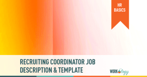 recruiting coordinator job description template