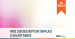 HR Information Specialist Job Description Template