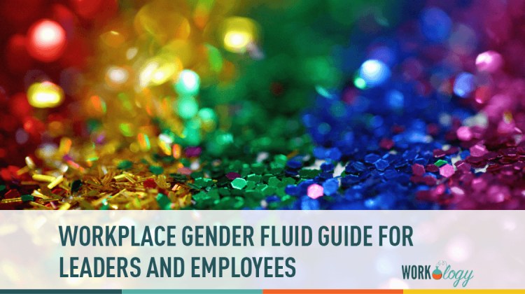 Workplace Gender Fluid Non-Binary Guide Employee Leader