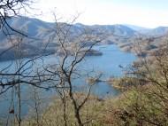 Watauga Lake: un peu comme le lac de Serre-Ponçon, le village en moins