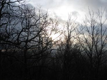 et la vue toujour aussi panoramique