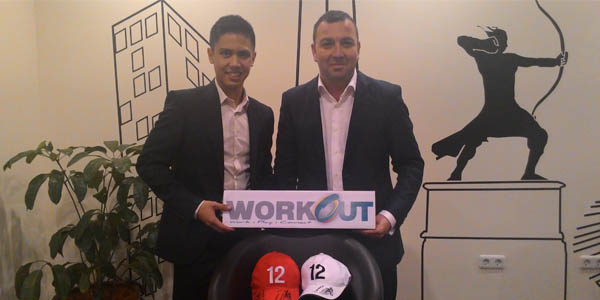 Ali Ardian Pembalap Indonesia MotoGP WorkOUT Coworking Space