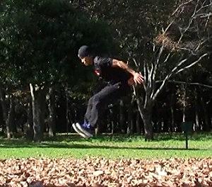 立ち幅跳び 跳び方