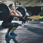 Compound movements: The Squat