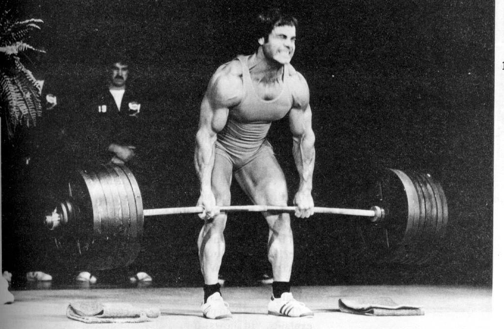 Franco Colombu Bending The Bar