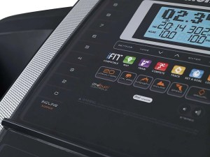 nordictrack t65s lcd display and one touch controls
