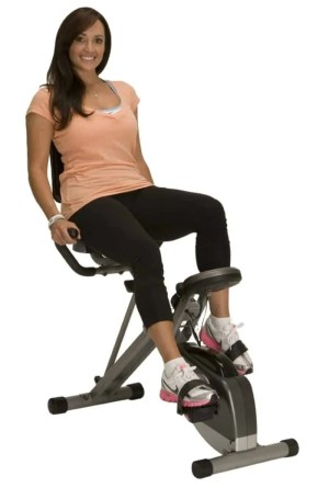 Recumbent Bike Workout