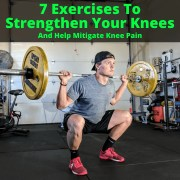 Knee strengthening exercise