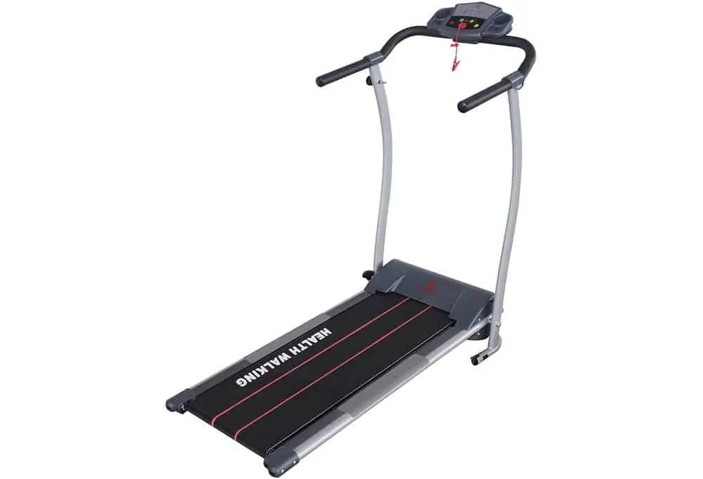 Fitnessclub 500W Folding Treadmill Review