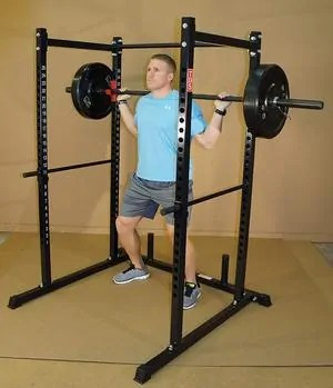 TDS Short Power Rack