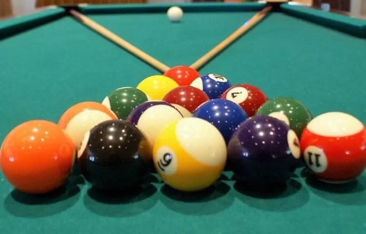 eight ball pool game