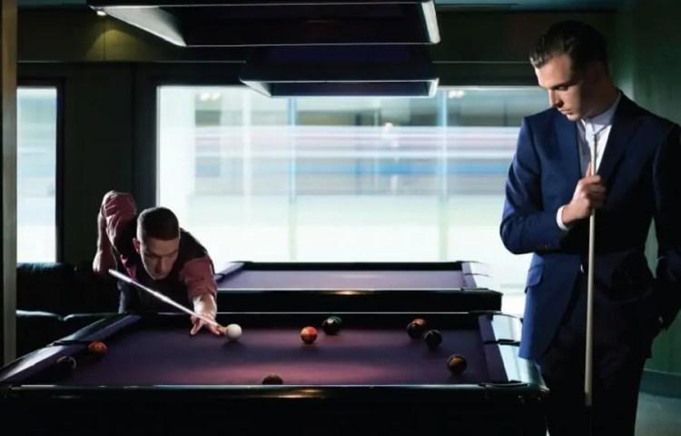 about billiard games