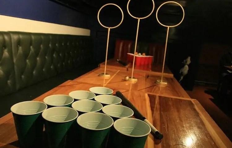 Quidditch Pong
