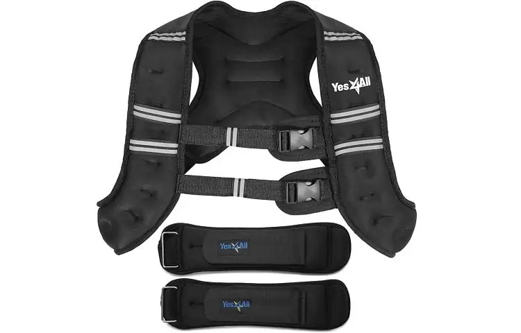 Yes4All Weighted Vest Review