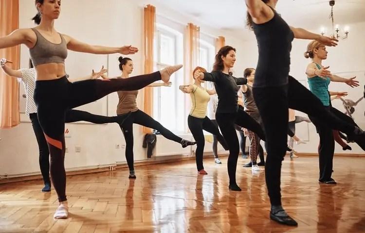 Ballet Improves Posture