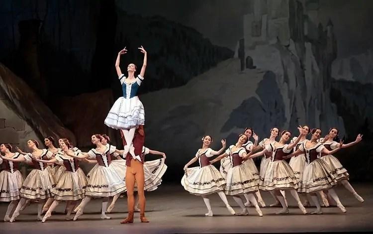 bolshoi ballet company