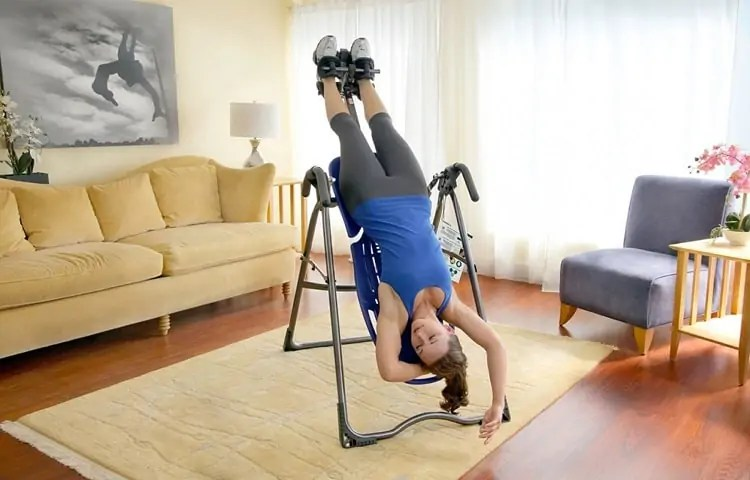 pros vs cons of inversion tables