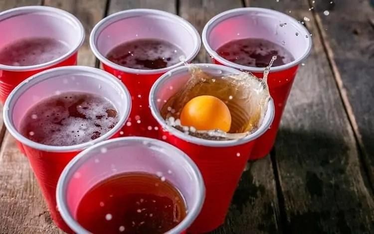 beer pong island call