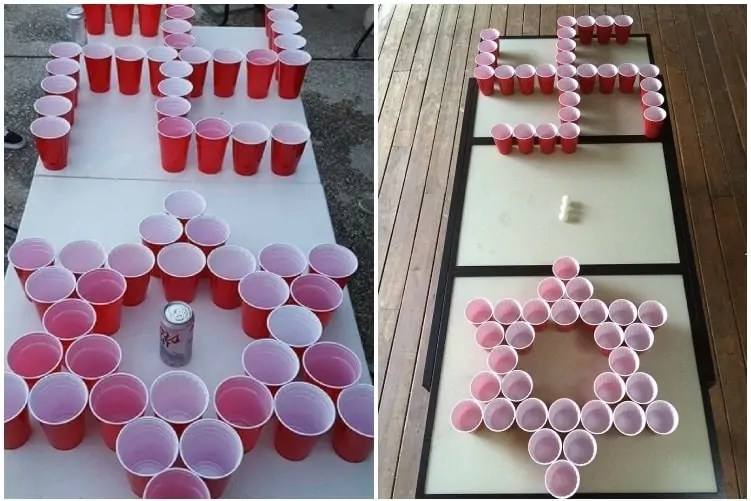 tables beer pong