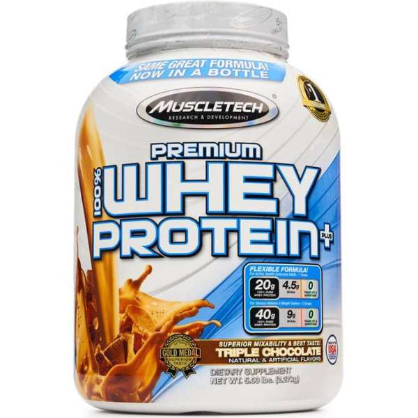 MUSCLETECH - Premium 100% Whey Protein