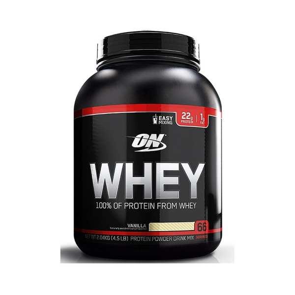 ON - Whey (4.5 lbs)