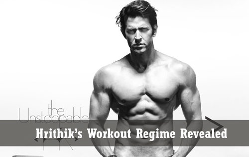 Hrithik Roshans Workout Regime Revealed Workouttrendscom