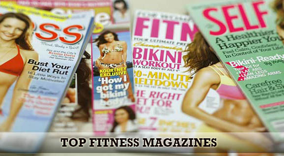 health and fitness magazines