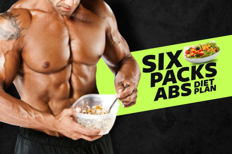 six pack ab diet plan