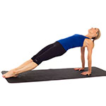 upward Plank pose thumbnail