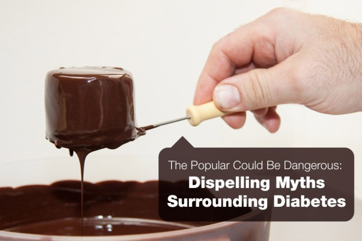 diabetes sugar myths