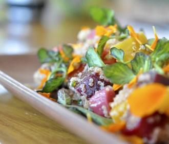 beet_and_quinoa salad