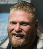 brock lesnar face photo