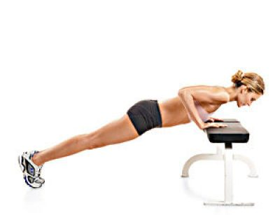 Home Workouts: incline Push Up exercise for Women
