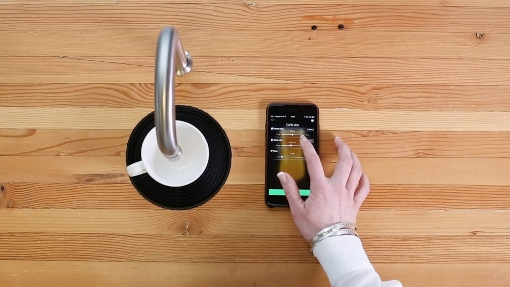 topbrewer iphone app coffee maker