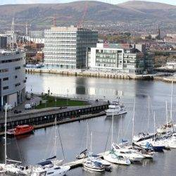 City Quays mixed-use regeneration project