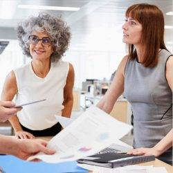 the menopause affects women at work