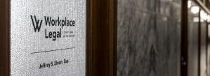 Sloan Office Door