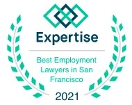 Workplace Legal Expertise Badge 2021