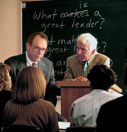3 Leadership Tips From Warren Bennis Workplace Psychology