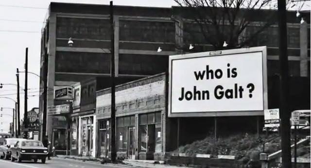 Who Is John Galt1