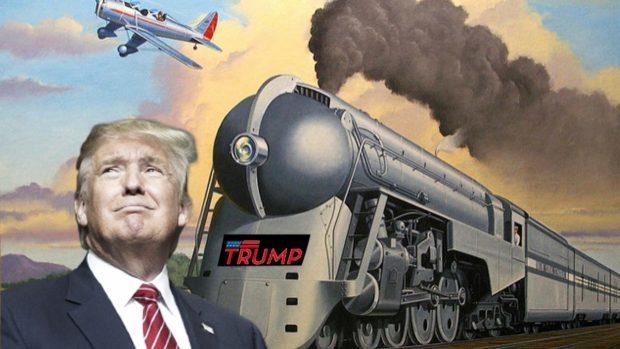 #MAGA? The UAW Has Climbed Aboard Trump's Train