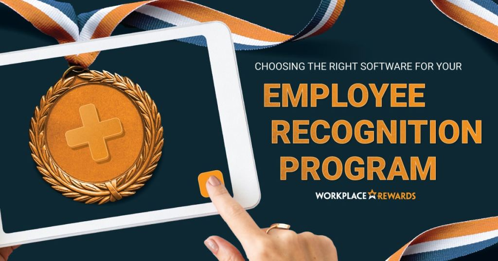 choosing the right software for your employee recognition program