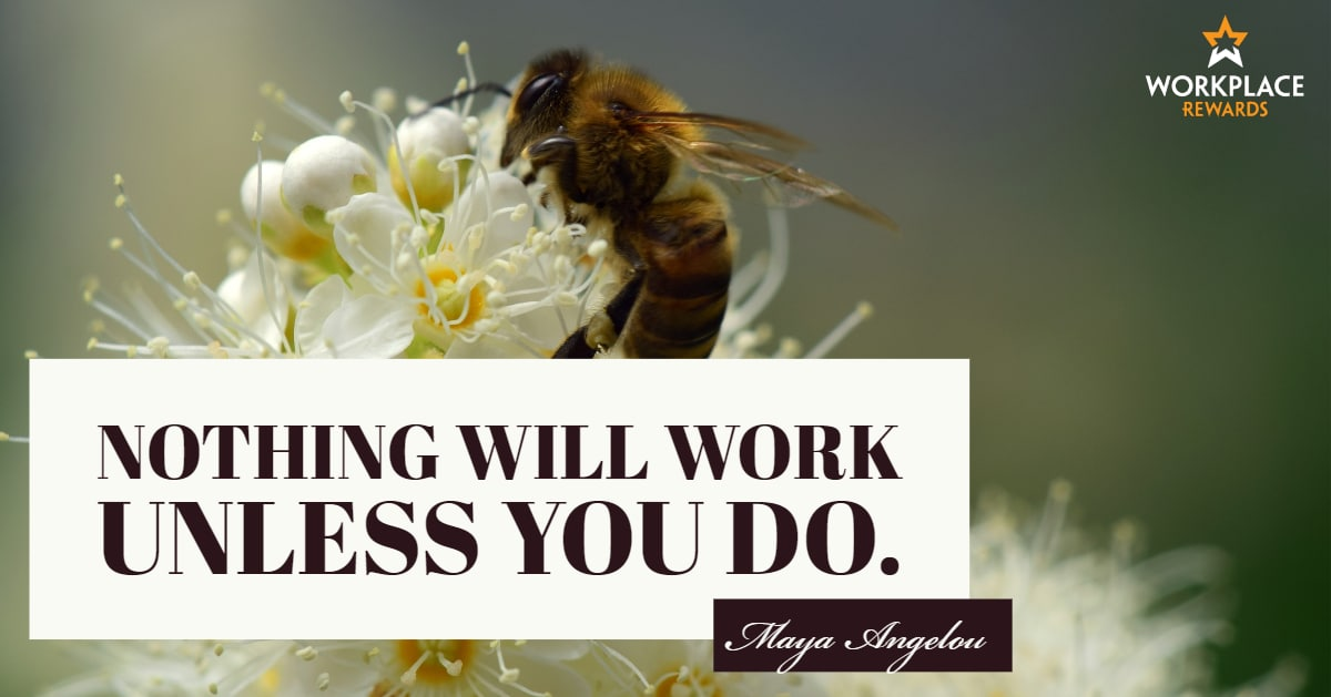 motivational quote maya angelou