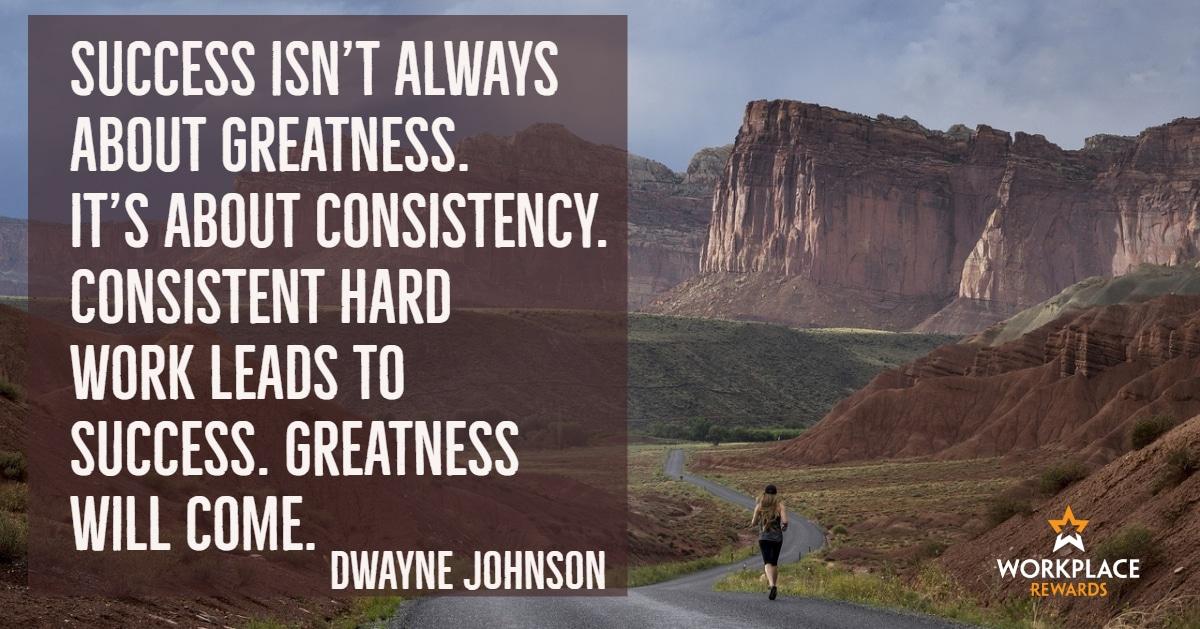motivational quote dwayne johnson